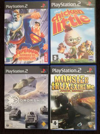 Jogos PS2 (Ler descrição)