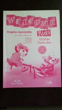 Książka nauczyciela Welcome kids starter