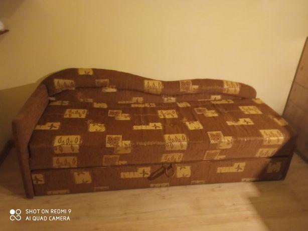 PILNIE!!! Łóżko rozkładane, kanapa rozkładana sofa