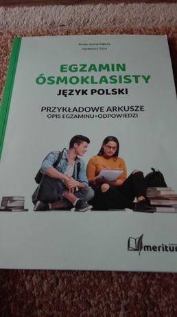 Egzamin 8 klasisty-jęz polski
