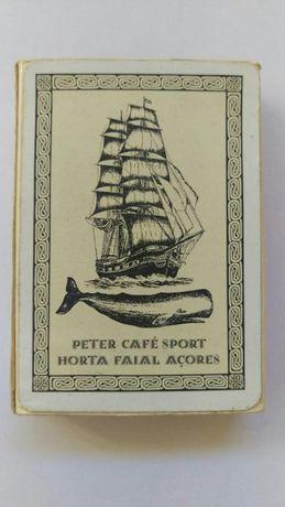 Baralho de Cartas de Jogar Peter Café Sport