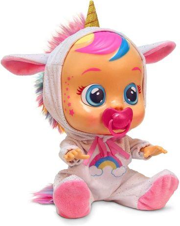 "Интерактивная Кукла-плакса ""Единорог"" Cry Babies Dreamy The Unicorn"