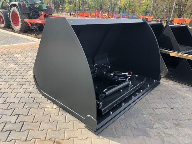 Szufla do wózka widłowego 2,5m3 - 3,0m3 MEGA DUŻA łyżka szuflada wózek