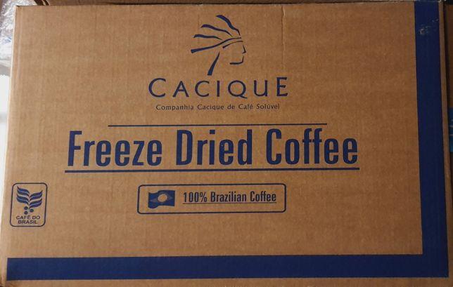 Касик(Cacique) Кокам, Игуация, Вьетнам растворимый кофе опт/розница