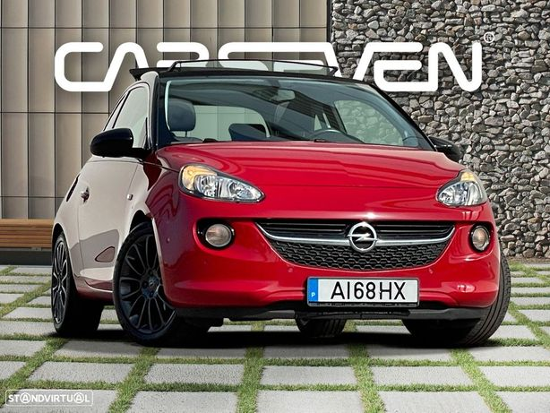 Opel Adam 1.4 i Open Air Easy Tronic