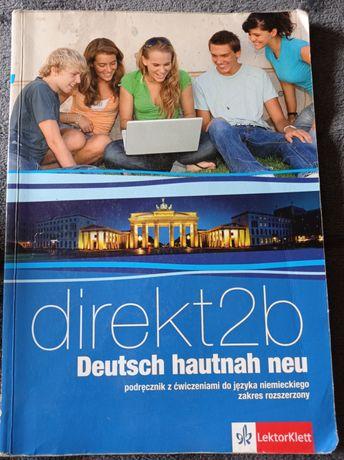 Direkt 2b podręcznik z ćwiczeniami