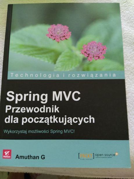 Spring MVC Przewodnik dla początkujących - Helion - Amuthan G