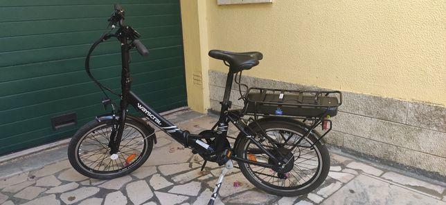 Bicicleta elétrica Wayscral E100