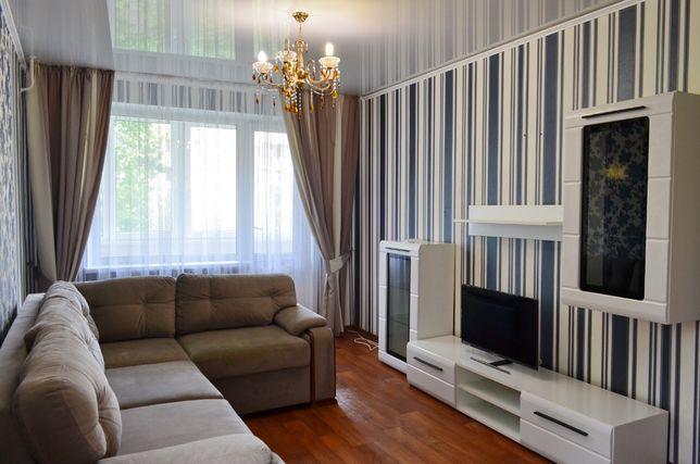 Аренда 3-комнатной квартиры, пр-т. Центральный / 3 Слободская. Ц5