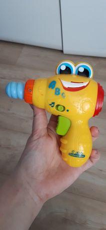Muzyczna wiertarka zabawka
