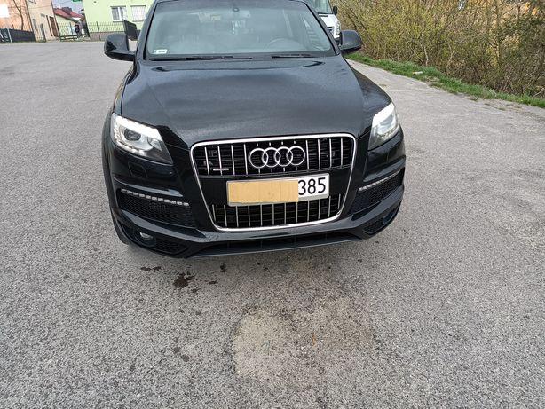 Audi Q7 3.0TDi 7 osobowe