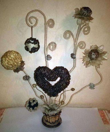 Топіарій,дерево щастя