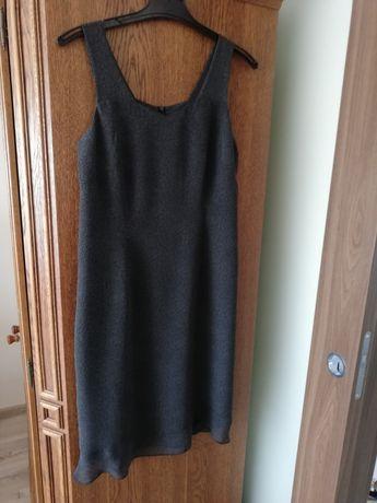 Sukienka z narzutką