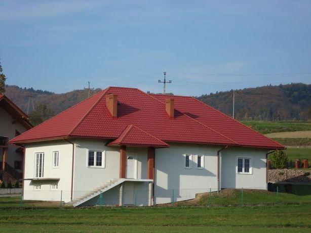Dom na pięknej widokowej działce