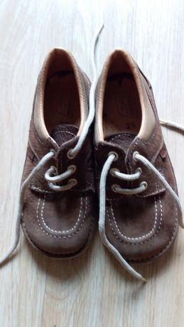 Дитячі черевики 29р Італія Шкіра