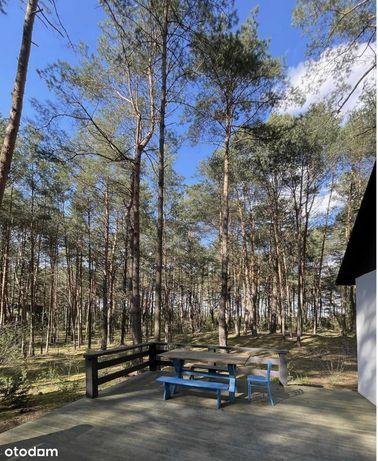 Dom Na Działce W Lesie - działka leśno-budowlana