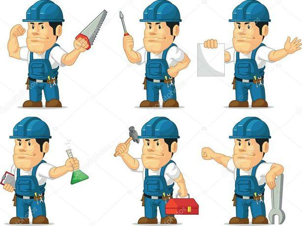 Любые виды ремонтно-строительных работ