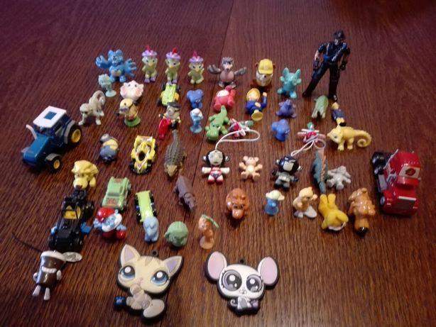 Zabawki z kinder niespodzianki