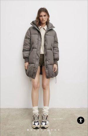 Куртка-пуффер Zara