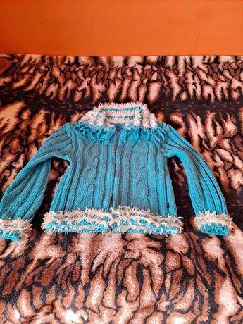 Swetry damskie 6 sztuk