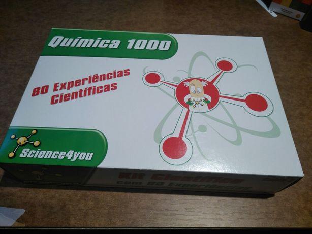 Jogo Quimica 1000