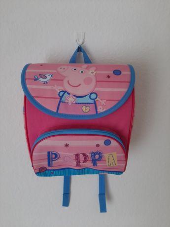 Детский рюкзак для девочки Peppa