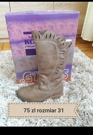 Nowe buty Kornecki