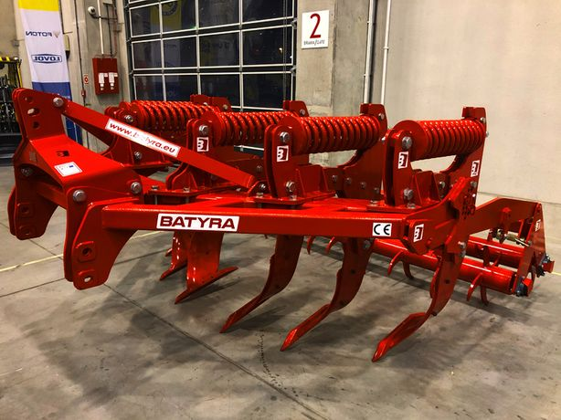 Najmocniejszy Głębosz DIGGER typu Michel - BATYRA Maszyny Rolnicze