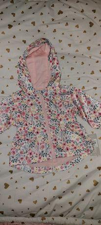 Ветровка на девочку на весну мастерка куртка кофта
