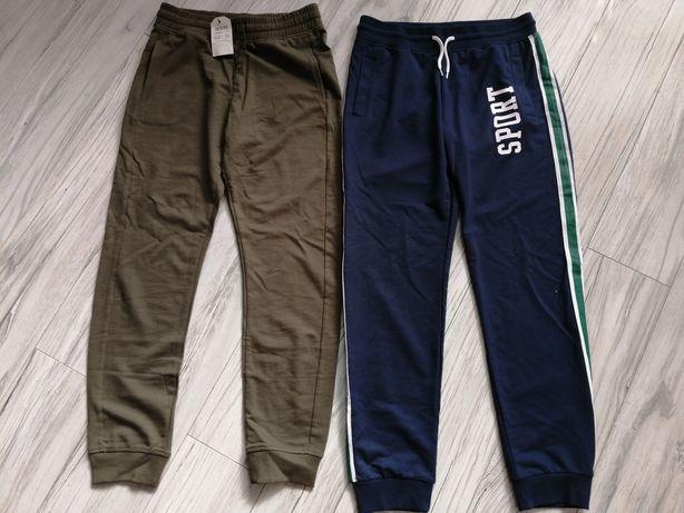 Spodnie dresowe dla chłopca chłopaka rozmiar 152cm - 158cm NOWE
