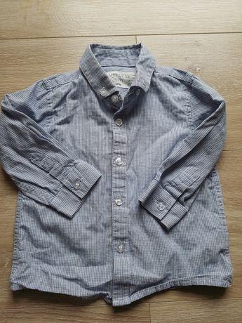 Koszula na długi rękaw r. 80 Next