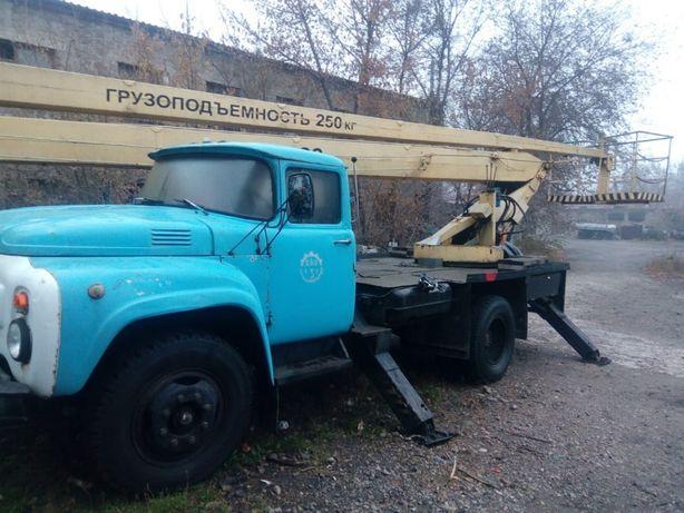 Автовышка ЗИЛ 130 1988