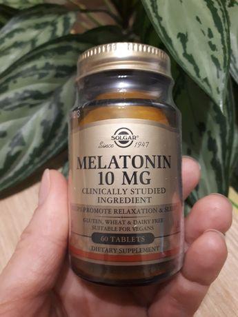 Мелатонин 10 мг Солгар