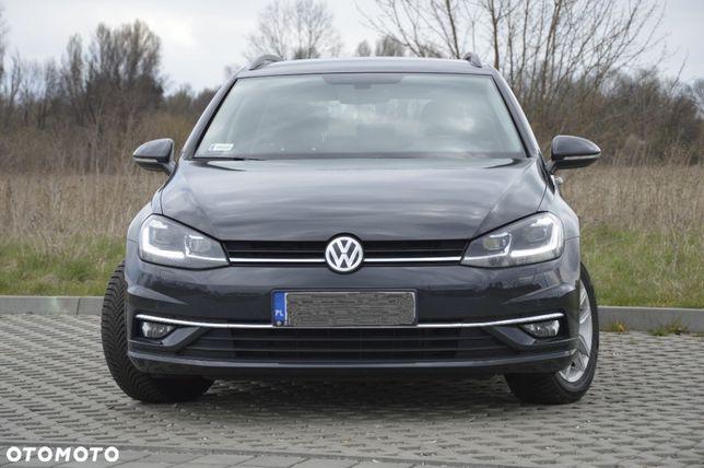 Volkswagen Golf POLSKI Salon 2,0 TDI DSG Highline FUL LED