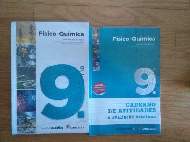 Vendo Manual + C.Atividades de Fisico-quimica