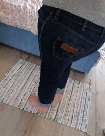 Spodnie jeansy wrangler