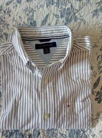Koszula Tommy Hilfiger, stan bdb, roz M