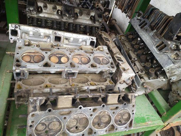 Головка блока цилиндров двигателя ГБЦ ЗИЛ 130 131 бензин газ