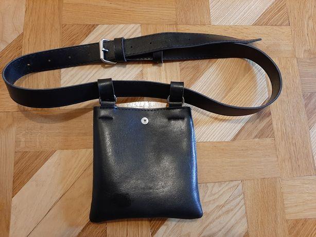 Оригинальная сумка на пояс