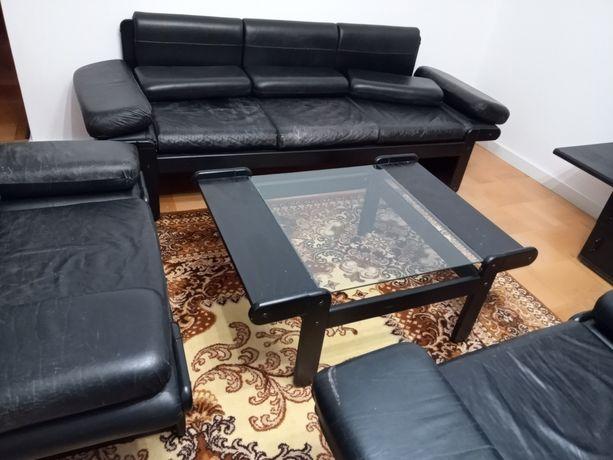 Sofa kanapa fotele skórzana
