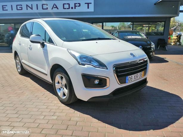 Peugeot 3008 1.6 BlueHDi Allure EAT6
