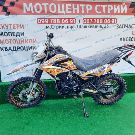 Мотоцикл GEON X-ROAD 200 - Офіційний, Гарантія