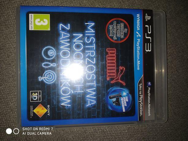 Gra PS3 mistrzostwa nocnych zawodników