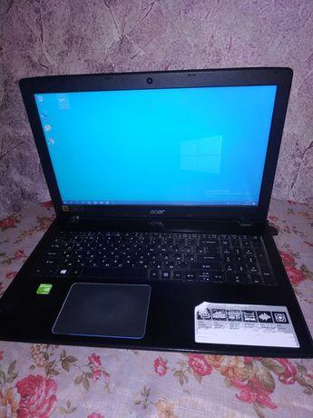 Игровой ноутбук Aspire E5-575g-36FK