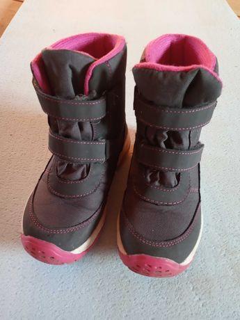 Зимові чобітки дівчинка