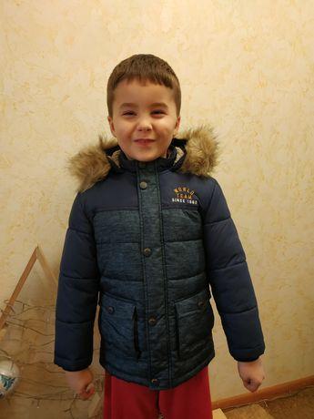 Зимняя курточка для мальчика!Зимова куртка для хлопчика!
