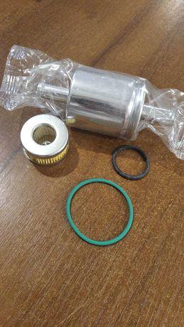 Комплект фильтров паровой 12х12 и грубой очистки в редуктор Tomasetto