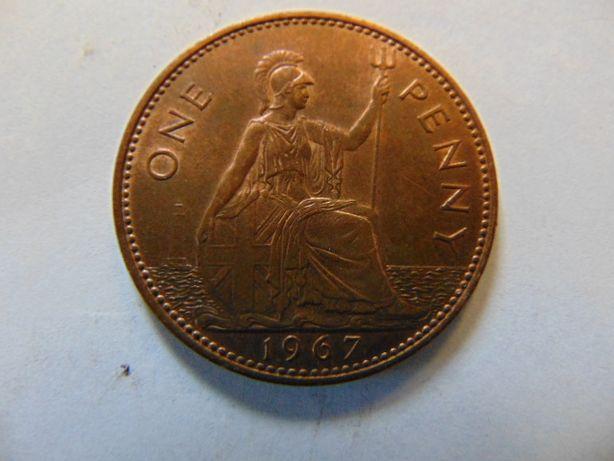 Monety Wielka Brytania oraz Irlandia
