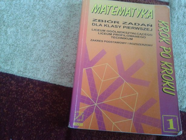 matematyka zbiór zadań 1