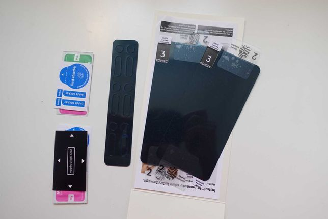 Etui, szkło, szkło do kamery na smartfon Motorola G8, G8 power